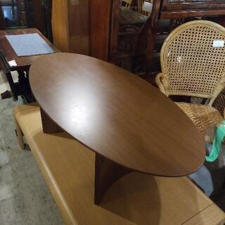 JF02925 楕円ローテーブル