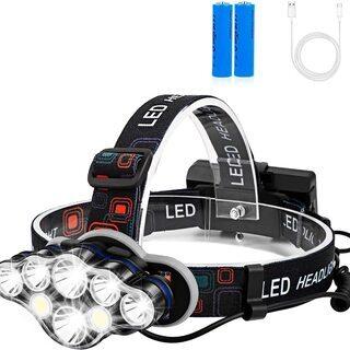 未使用 LEDヘッドライト