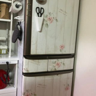 National ノンフロン冷凍冷蔵庫 455L