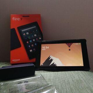 【ネット決済・配送可】Amazon Fire7 タブレット