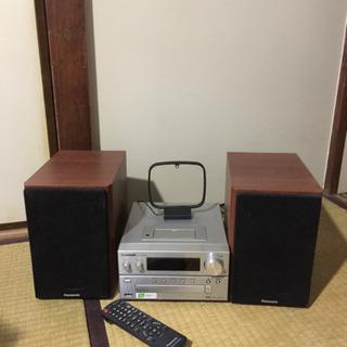 Panasonic CDステレオ SC-PMX5