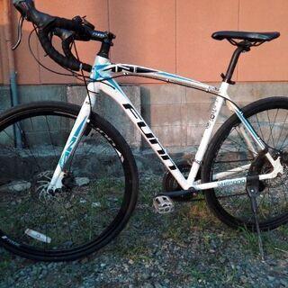ロードバイク FUNN GT700S
