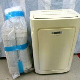 トヨトミ スポット 冷暖 エアコン TAD-22GW ホワ…
