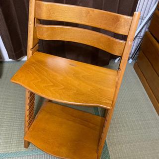 差し上げます♪お引きの方のみ♪子供椅子♪高さ調節可能♪