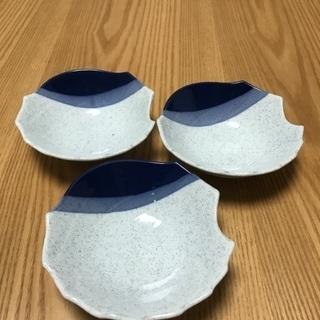 206、昭和レトロな小鉢 3個セット - 岡山市