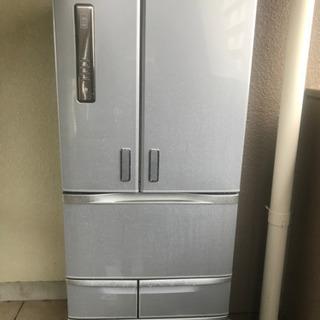【名古屋市郊外配送可能】東芝 6ドア冷蔵庫 GR-D50F(S)...