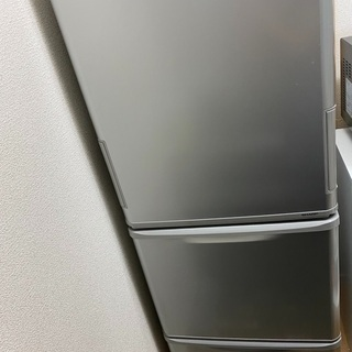SHARP 冷蔵庫 2018年製