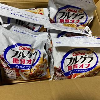 【ネット決済】フルグラ 糖質オフ 600g 5袋