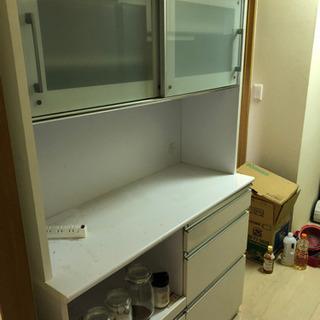 食器棚 幅120