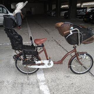 『3人乗り自転車』