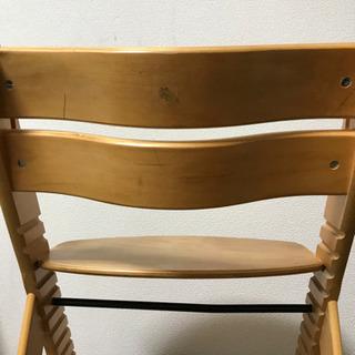 トリップトラップ風ハイチェア - 家具