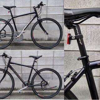 ANCHOR Cross bike UFS 茄子紺
