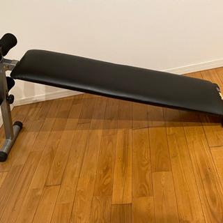 腹筋台 トレーニングベンチ