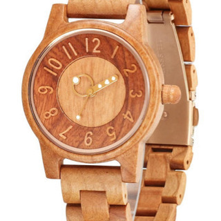 木製腕時計レディース
