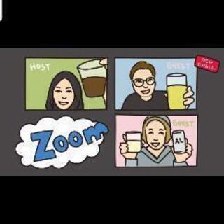 zoom飲み会します!!🍻
