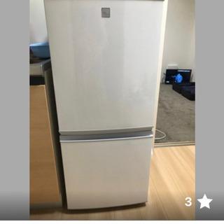 【ネット決済・配送可】冷蔵庫2