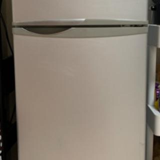 【ネット決済】冷蔵庫 SHARP SJ-H12W 118L