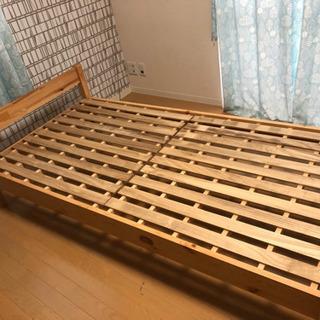 シングルサイズベッド