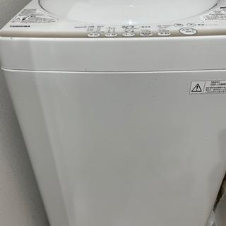 【ネット決済】2014年製 東芝 全自動洗濯機 AW-4S2 4...