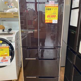 I365 HITACHI 6ドア冷蔵庫 475L  2013年式