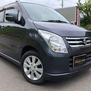 ワゴンR FXリミテッドⅡ4WD コミコミ 純正エアロ・スマート...