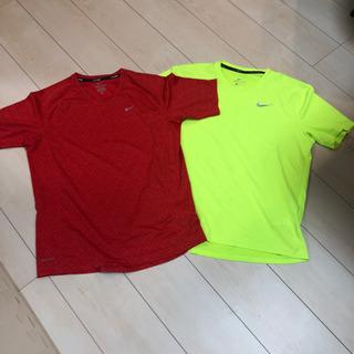 ナイキ ランニングシャツ 2枚セット