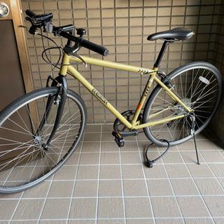 【ネット決済】クロスバイク CHICCODE 700c 6段変速