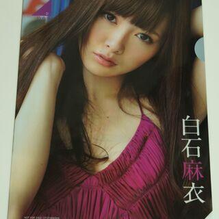 EX大衆9月号付録乃木坂46 橋本奈々未 白石麻衣ファイル