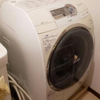 ドラム式洗濯機あげます。