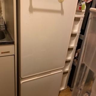 <無料>まだ使える冷蔵庫 2ドア