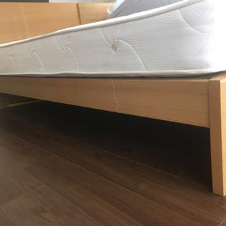 【ネット決済】センベラ  sembella 2台 シングルベッド...