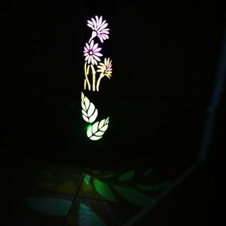 【ネット決済・配送可】竹ランプ 〜〜貴方の側の花〜〜   幻想の灯り