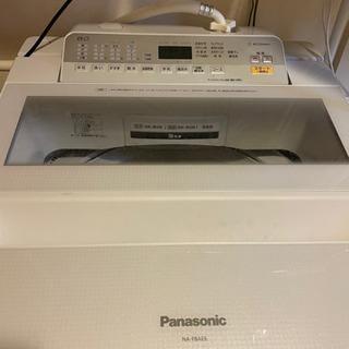 Panasonic2019年製 洗濯機 8kg 送風乾燥機能付き