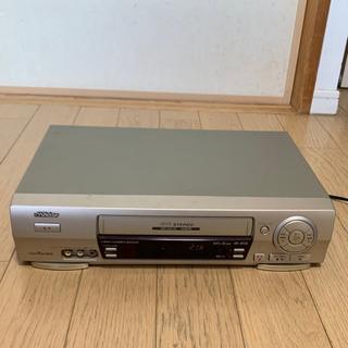 Victor VHSビデオカセットレコーダー(ジャンク)