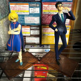 ハンターハンター フィギュア - 本/CD/DVD