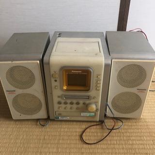Panasonic ミニコンポ SA-PM35MD「ジャン…