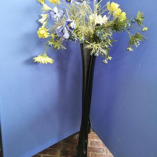 花びん 高さ80cm 中古