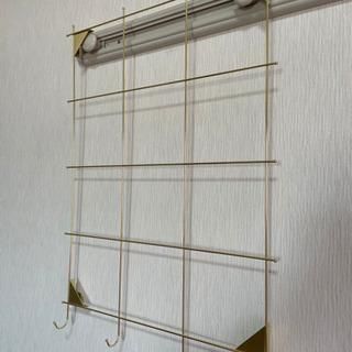 IKEA ミールへーデン メモボード ゴールド