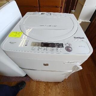 洗濯機 4.5キロ 2018年式 シャープ