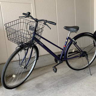 27インチ自転車お譲りします