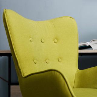 【ネット決済】LAWYA キャスター付き椅子 オフィス パソコンチェア