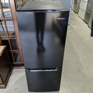 Hisense 150L 2ドア冷凍冷蔵庫 HR-D15CB 2...