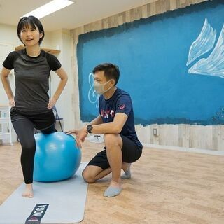 パーソナルトレーニング   お腹痩せ   腰痛・肩こり改善