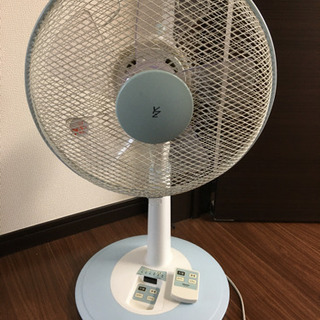 🙇♀️訳あり🙇♀️扇風機 [リモコン付き]
