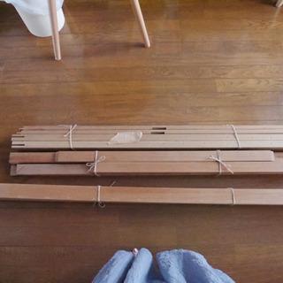木枠F60×2、F100×1