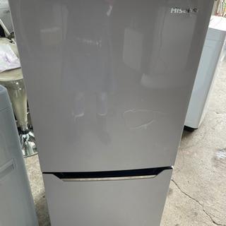 【ネット決済】ハイセンス 2ドア冷蔵庫