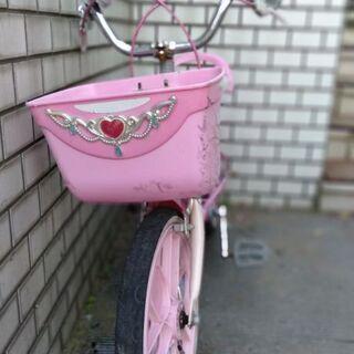 女の子用自転車16インチ