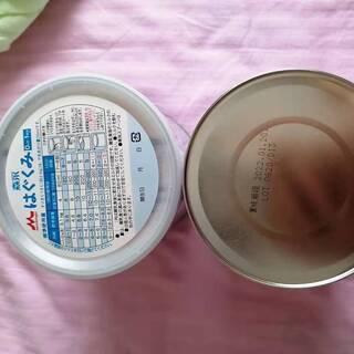 森永はくぐみ 赤ちゃん粉ミルク 新品  800g