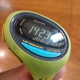 スポーツウォッチ ソーマ腕時計