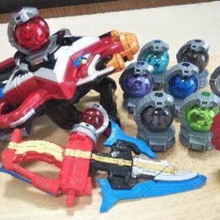 宇宙戦隊キュウレンジャー おもちゃ
